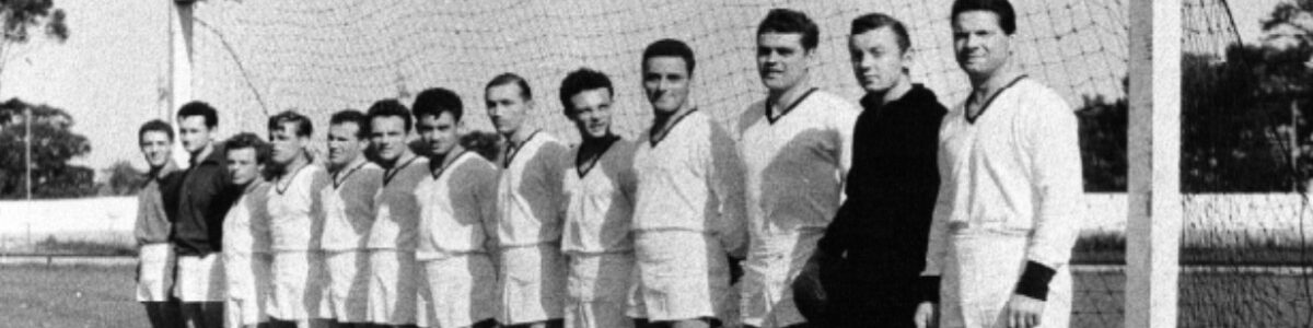 1959 Senior soccer club, Bell Park Sports Club