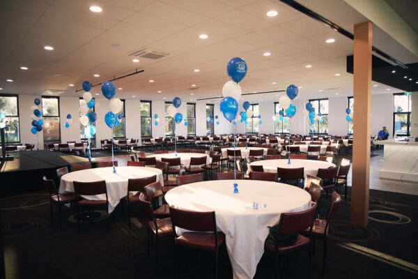 Bell Park Sports Club Function Room Furnished