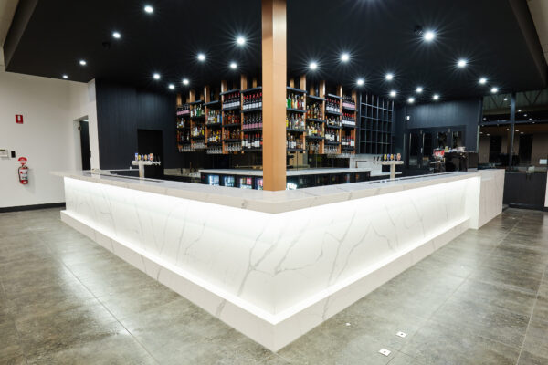 Function Room Hire Geelong with bar corner shot